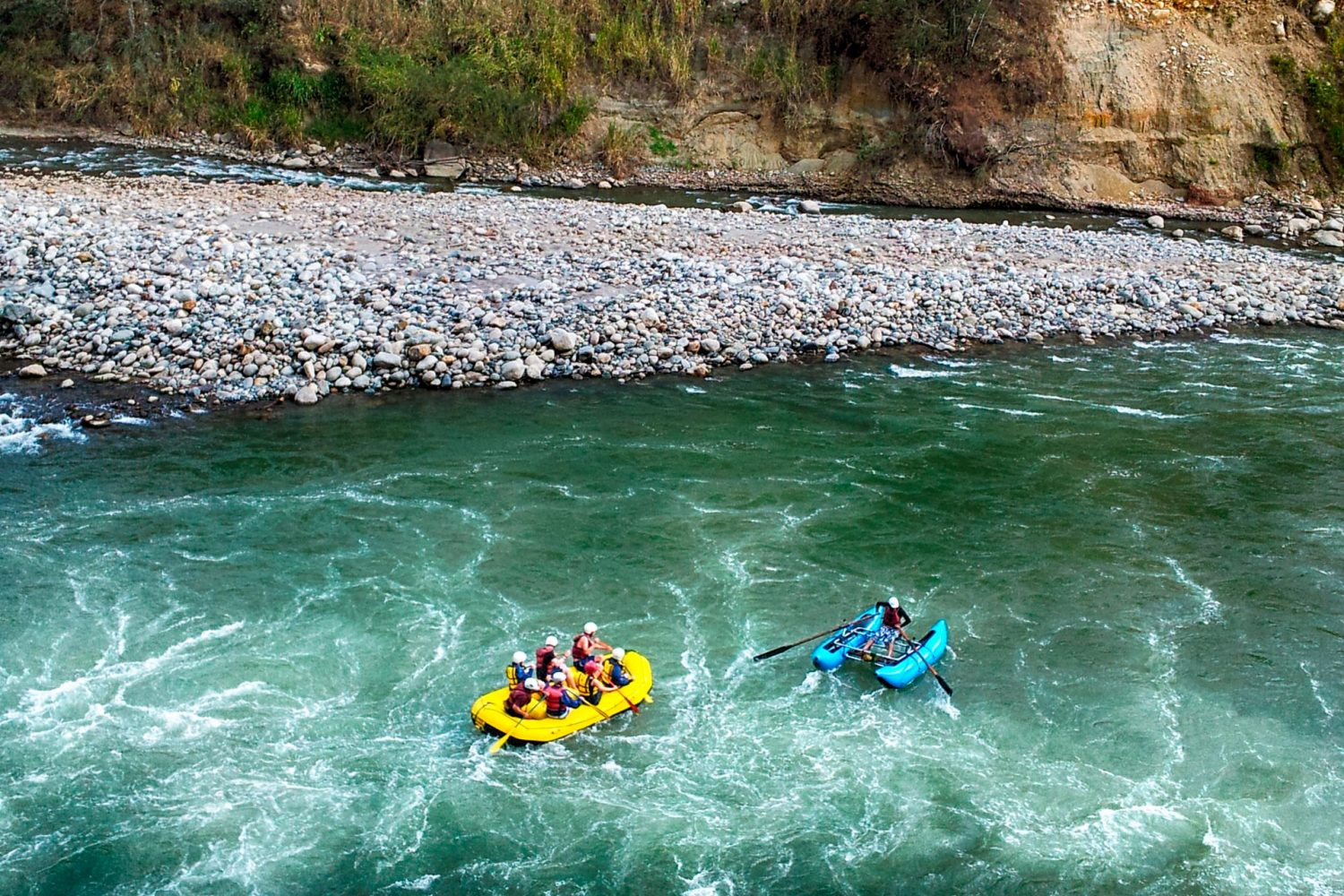 Inka Jungle Rafting Tour