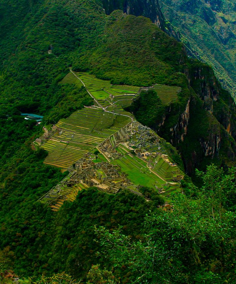 Machu Picchu Tour Perou