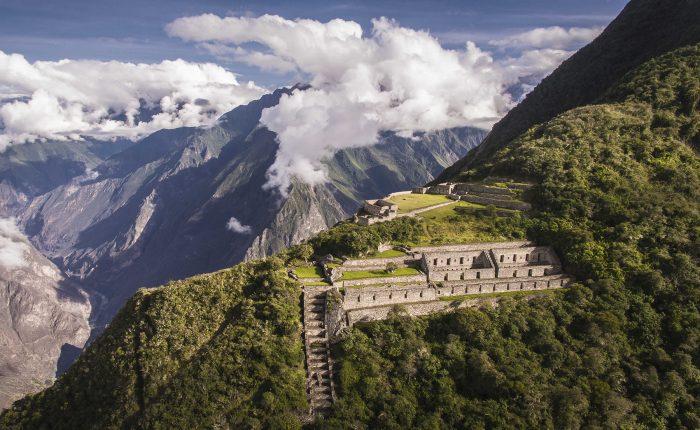 Choquequirao trekking Cusco Peru