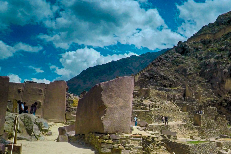 Ollantyatambo Valle Sagrado Tour