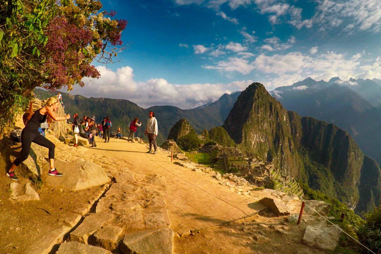 Trekking Sonqo Jungle Machu Picchu