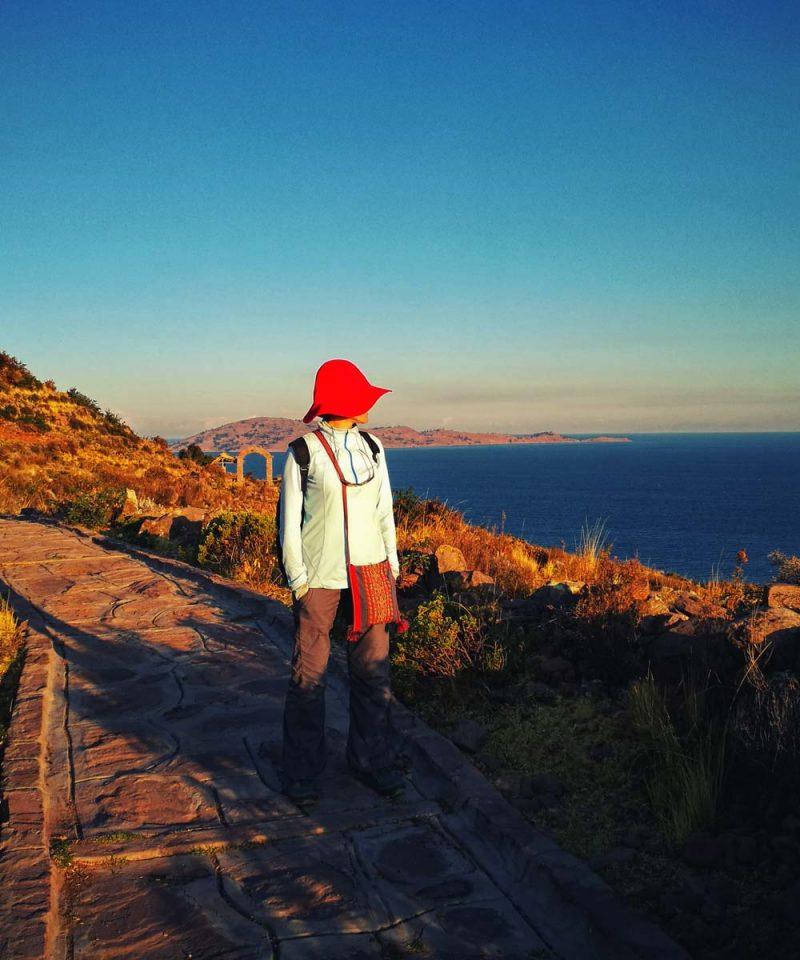 Tour caminata islas Lachon Puno