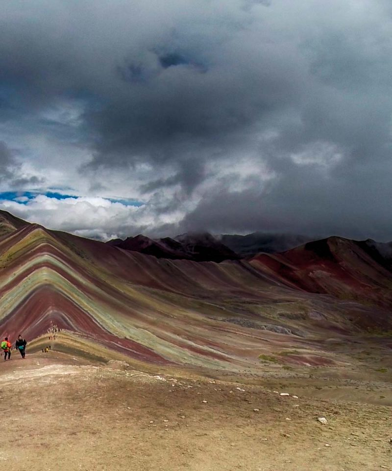Rainbow Mountain Vinicunca