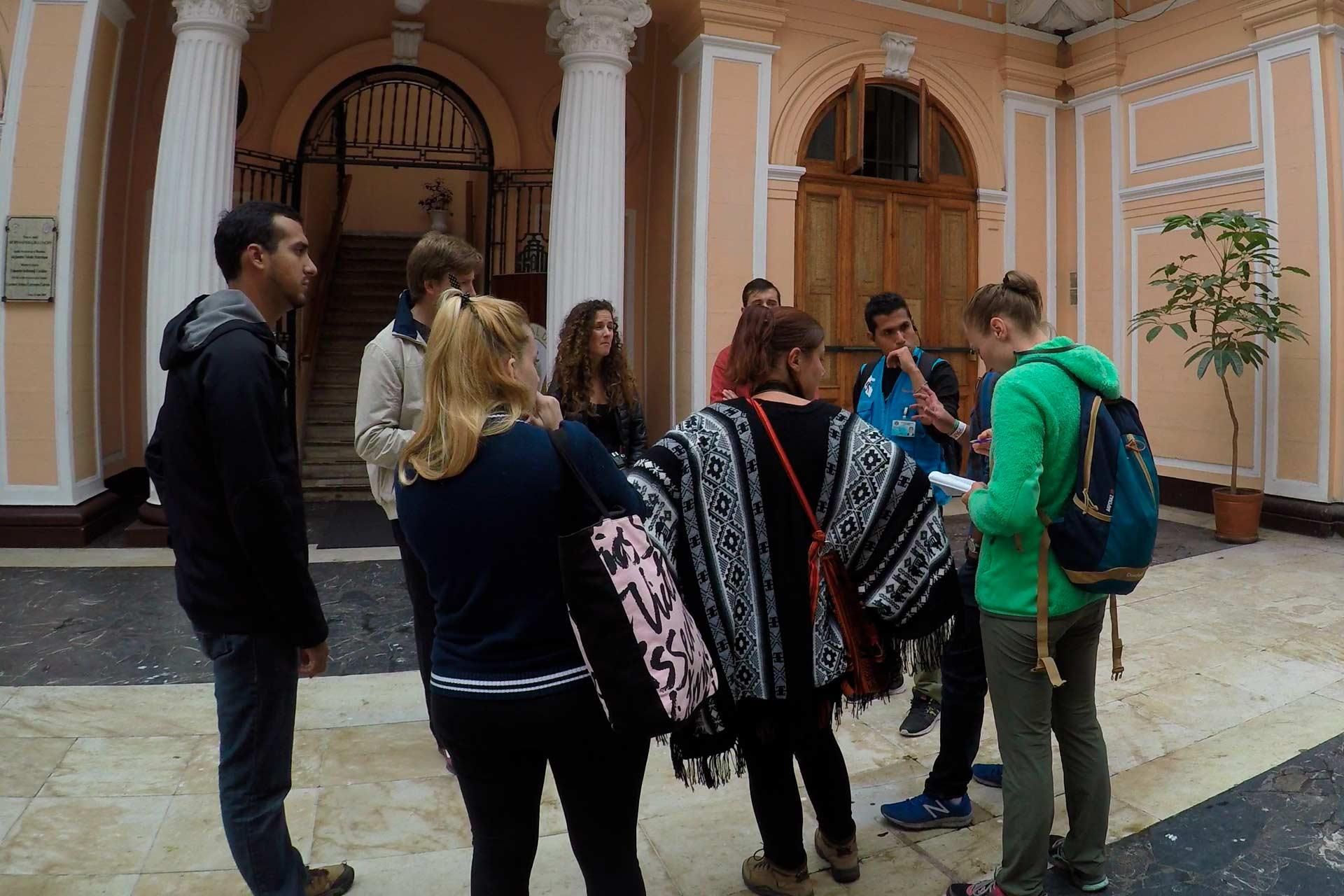 Opciones para aprender español en Perú