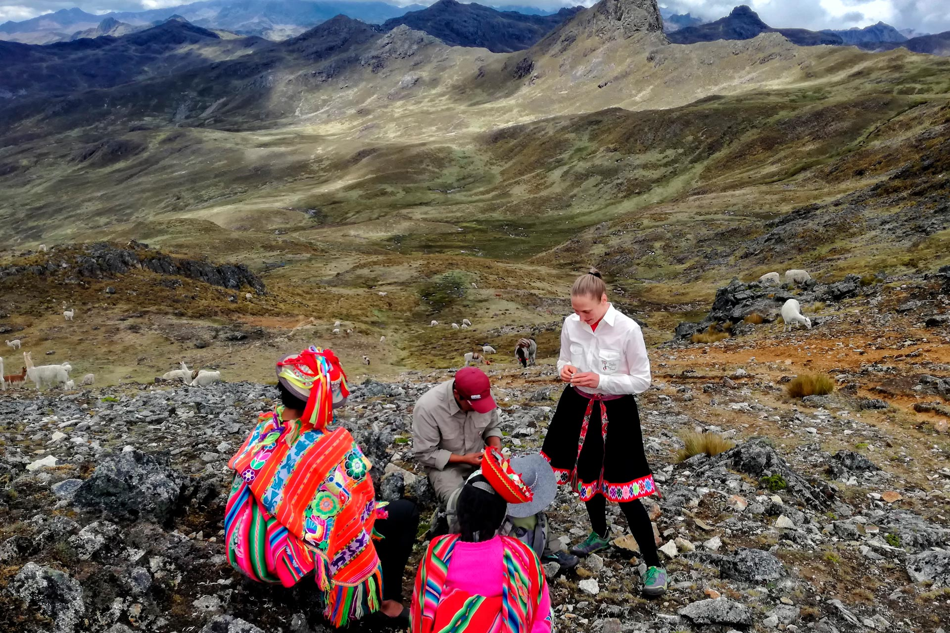Cusco: une sorte d'énergie spéciale