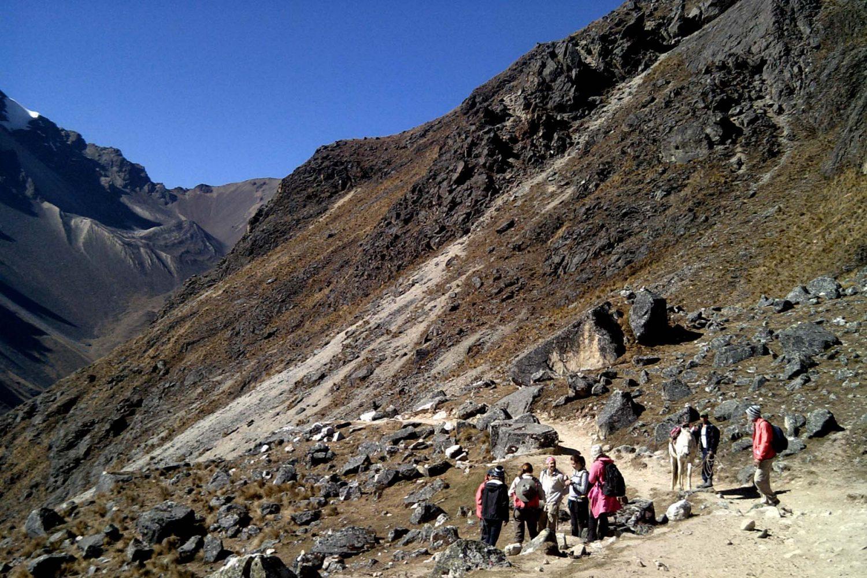 Salkantay Journey Peru