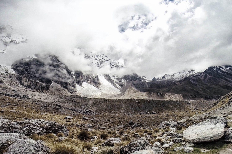 Salkantay Montaña