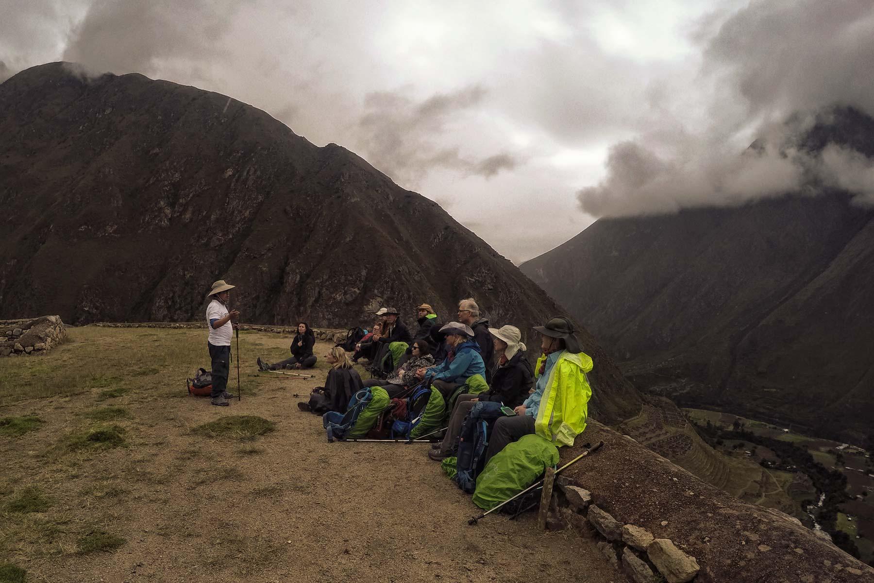Camino Inca Trail