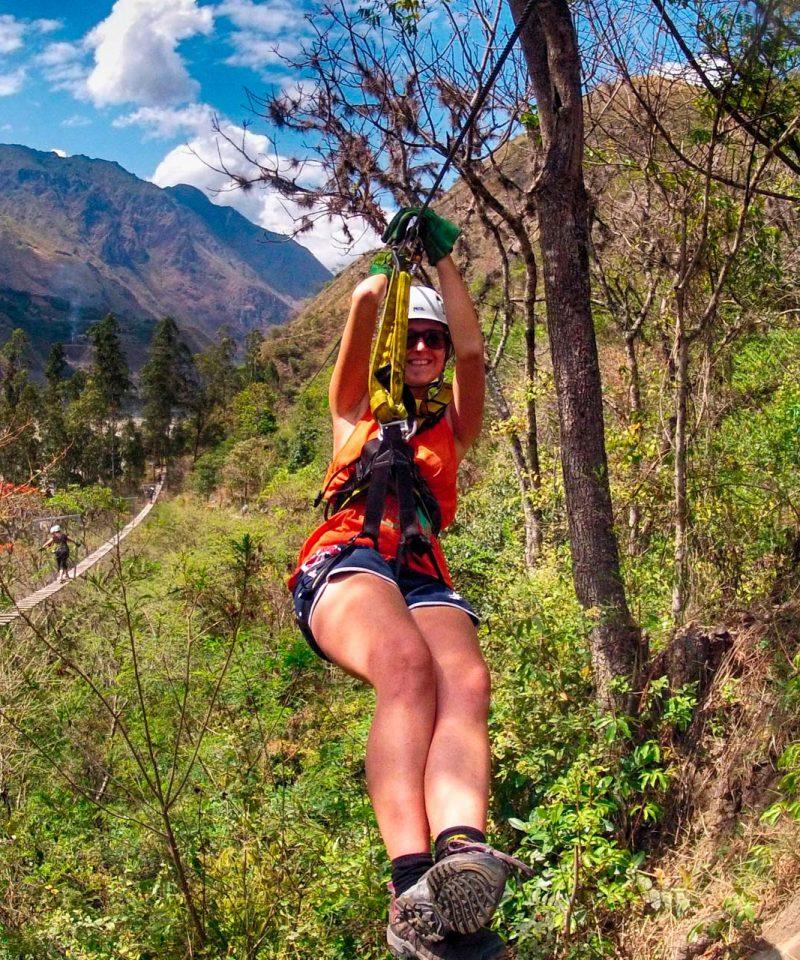 Inka Jungle Tour Wayna