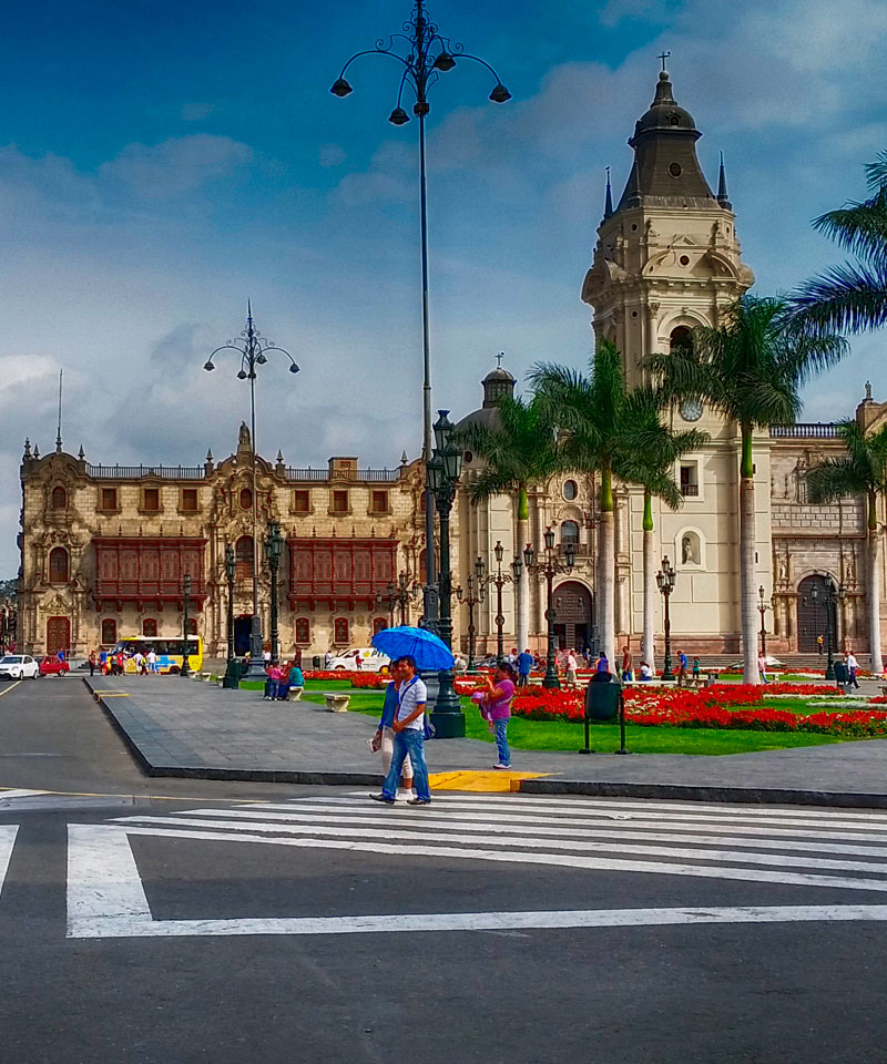 City Destination Peru