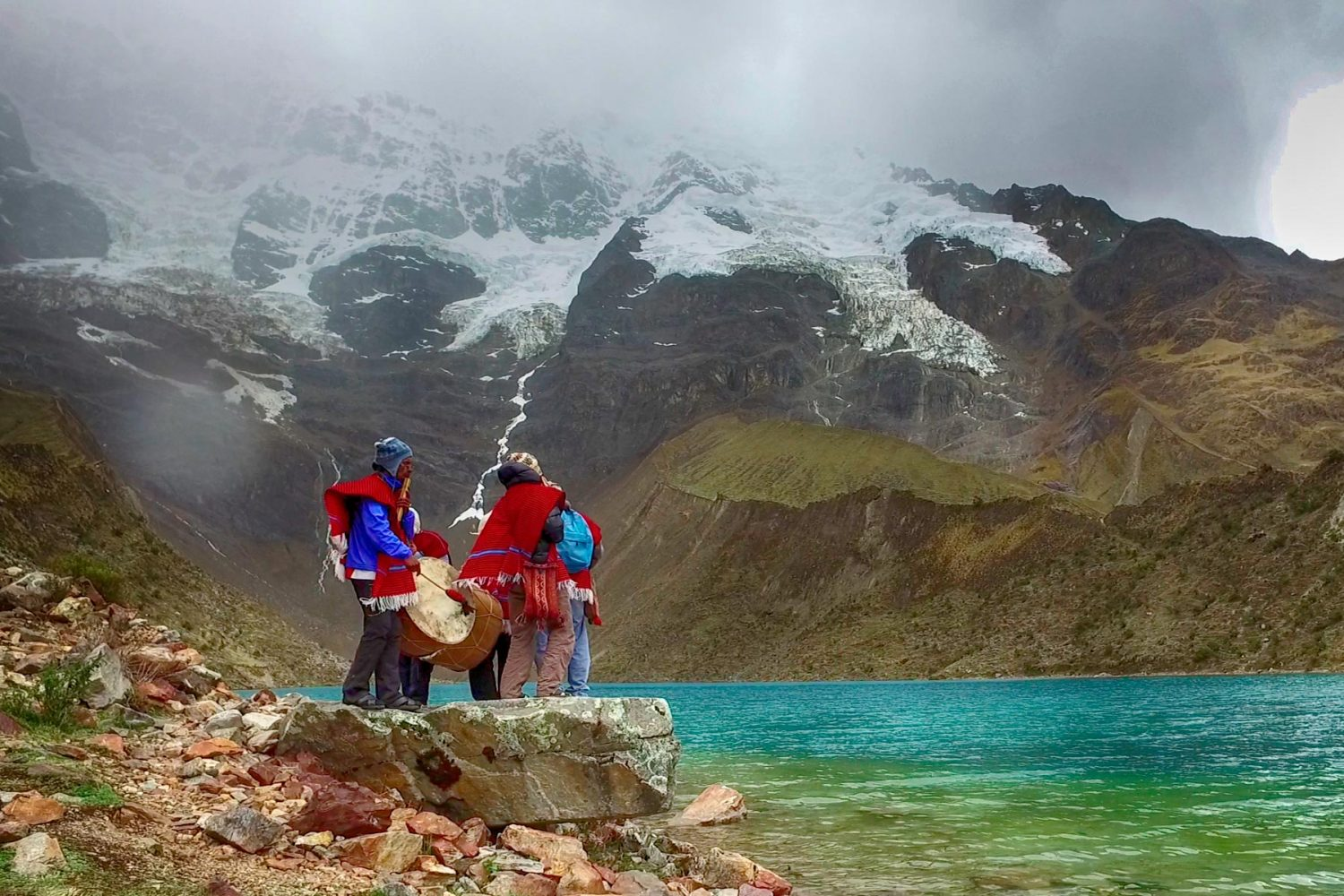 Humantay Lake Salkantay