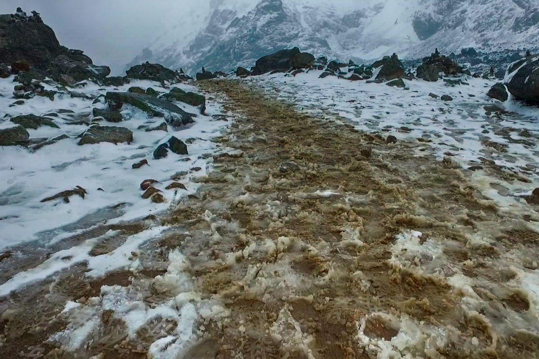 Nevado Salkantay 5 días