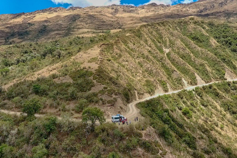 Trekking Salkantay 5 días