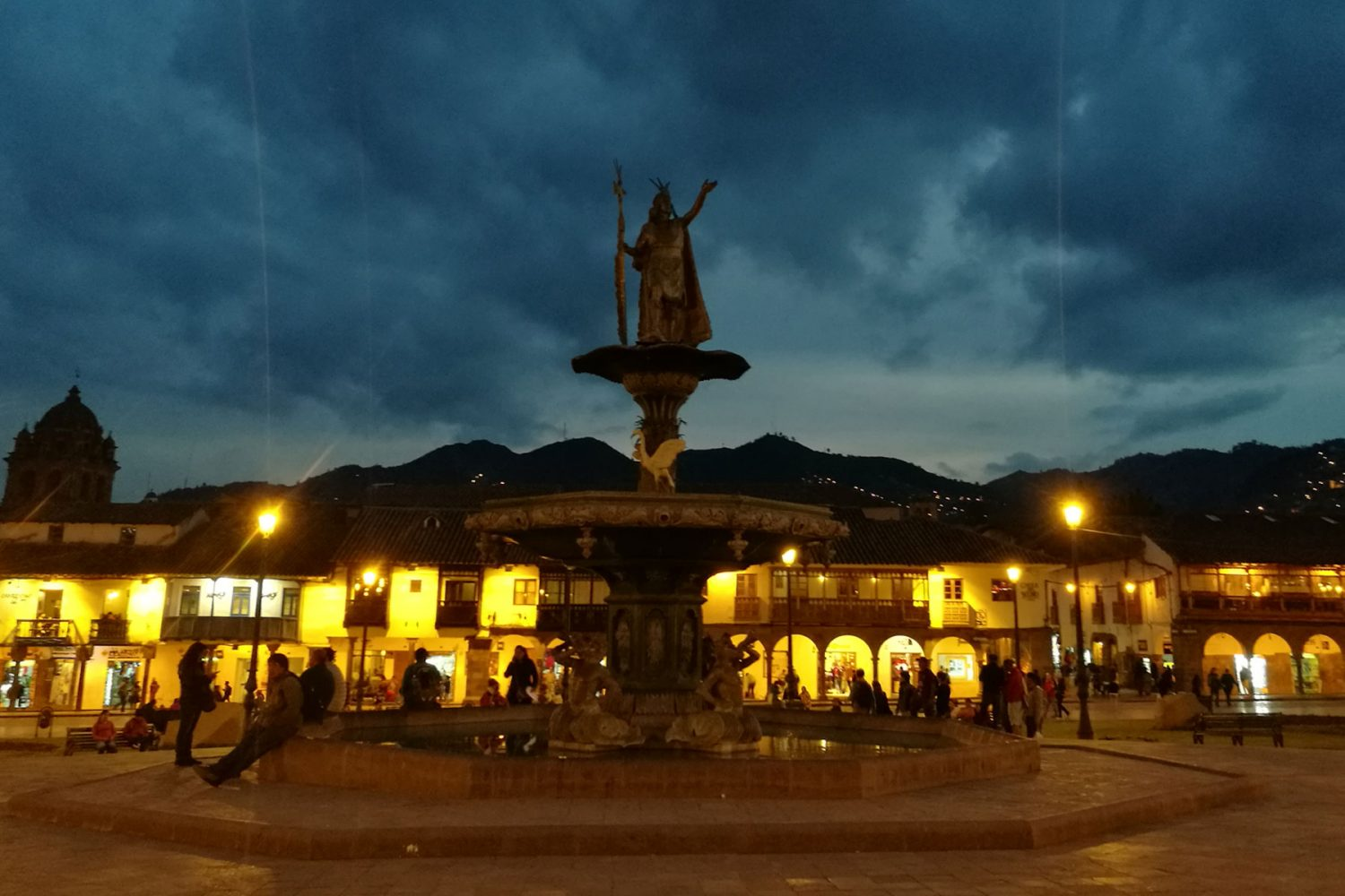 City Tour Cusco 7x7