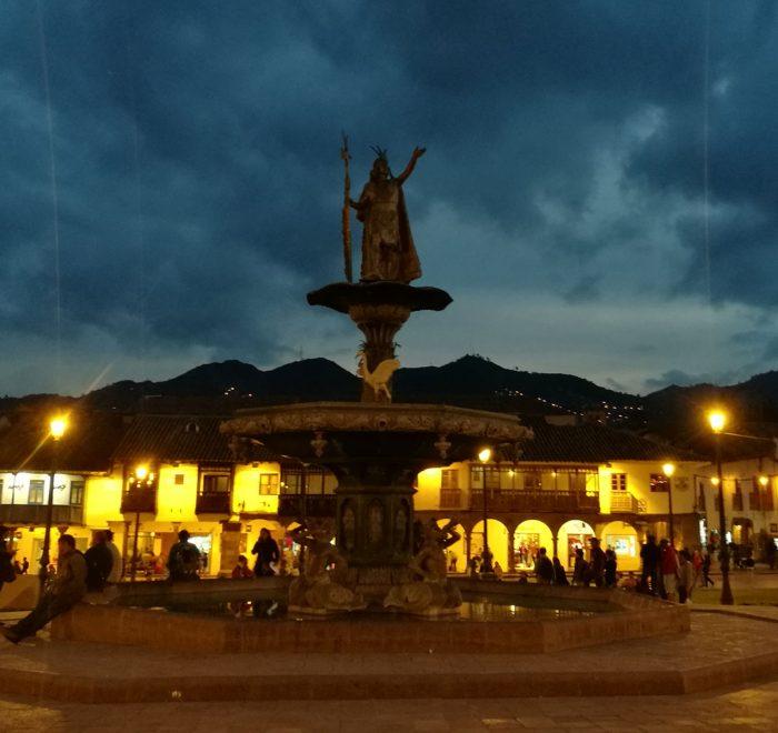 City Tour Cusco 7x7