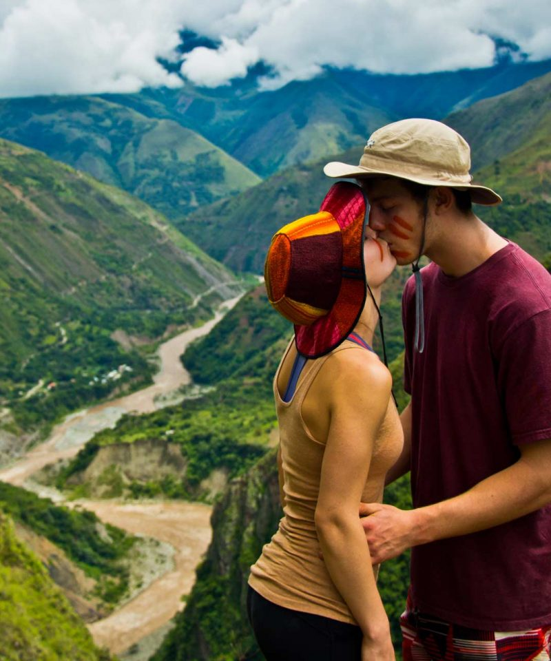 Encuentra el amor durante el tour Inka Jungle