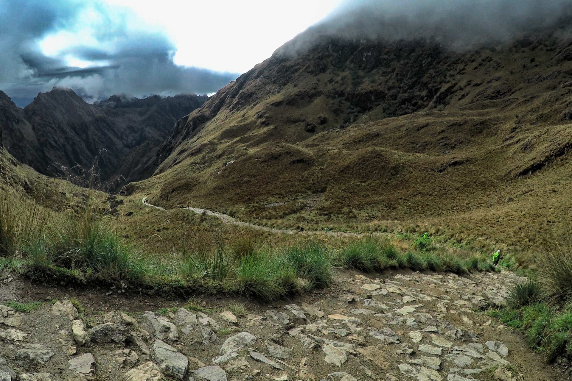 Inca Trail is a popular way to get to Machu Picchu travel peru