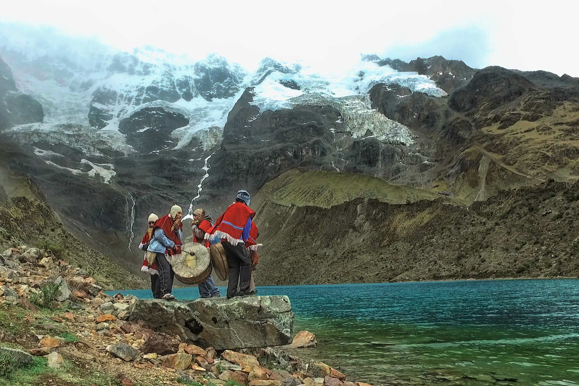 Salkantay Trekking la mejor opción para llegar a Machu Picchu