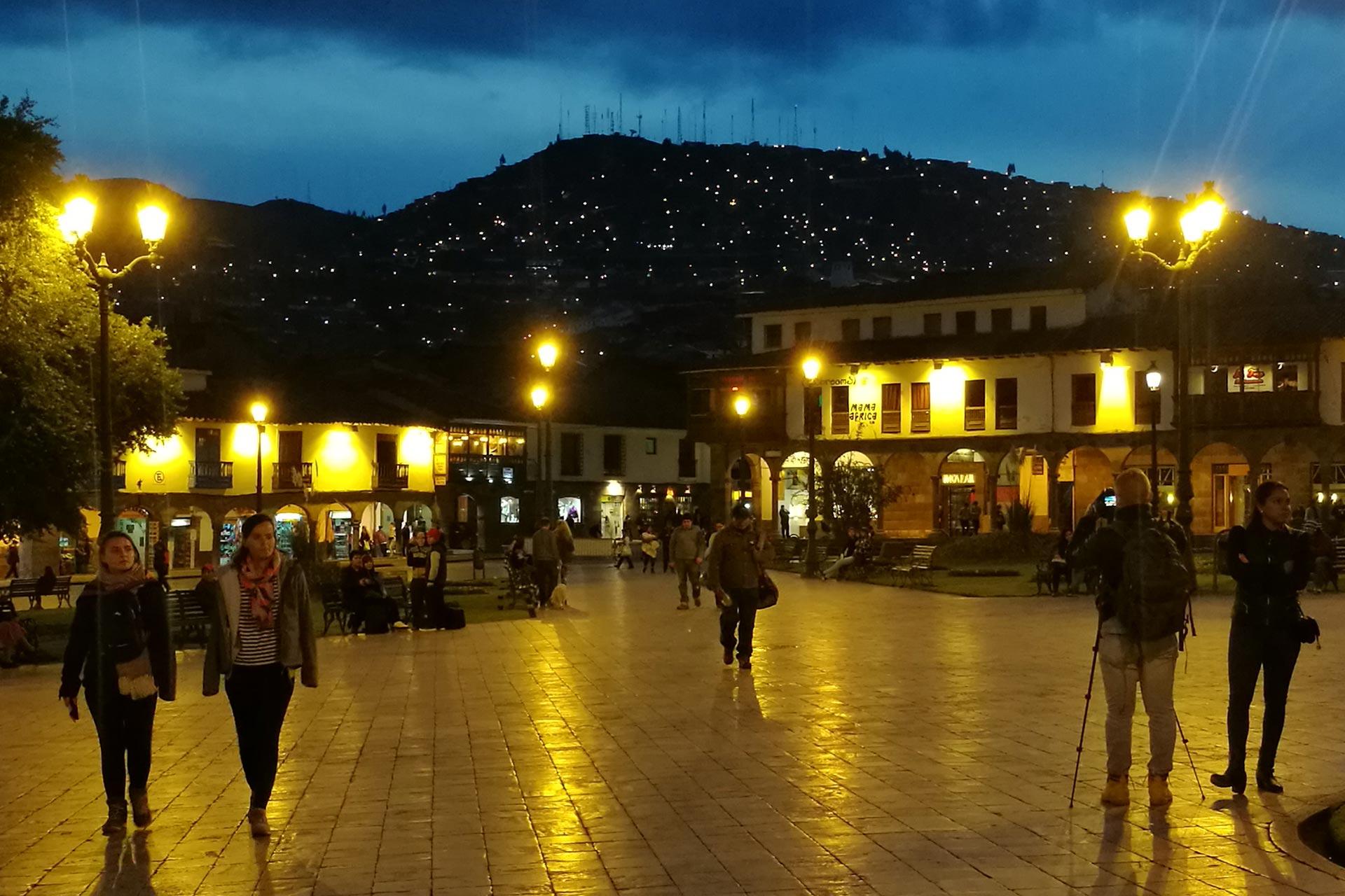 24 Hours in Cusco