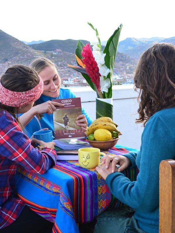 Tour en la ciudad del Cusco