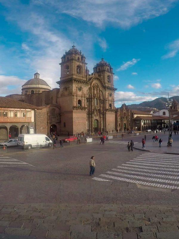 Tour en la ciudad Cusco
