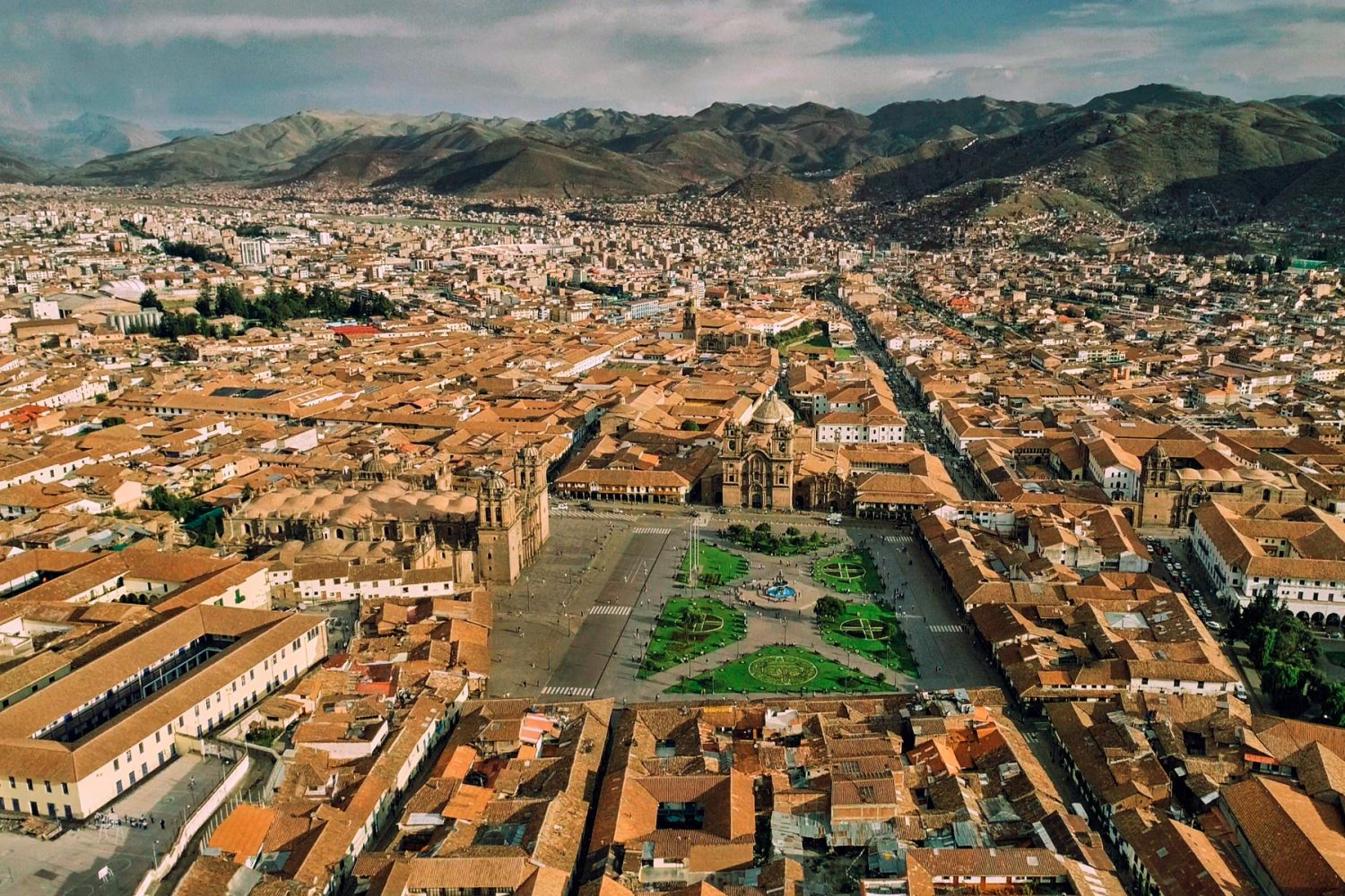 Cusco Mainsquare