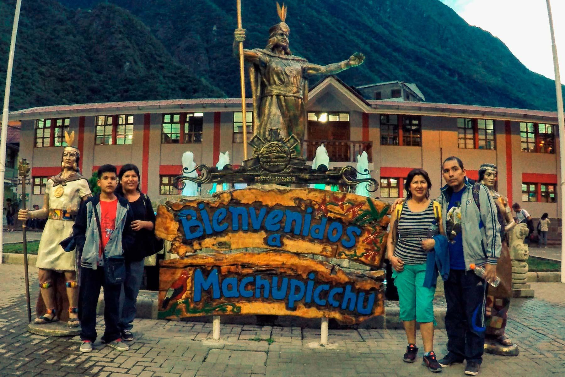 Machu Picchu por tu cuenta