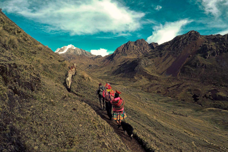 Trekking tour Lares y Machu Picchu