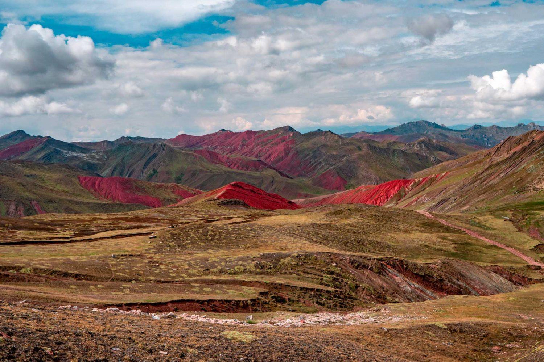 Valle de colores Palcoyo