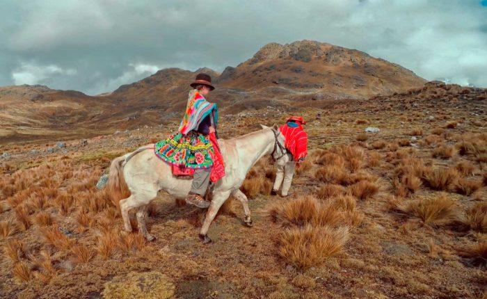 Tour Lares y Machu Picchu