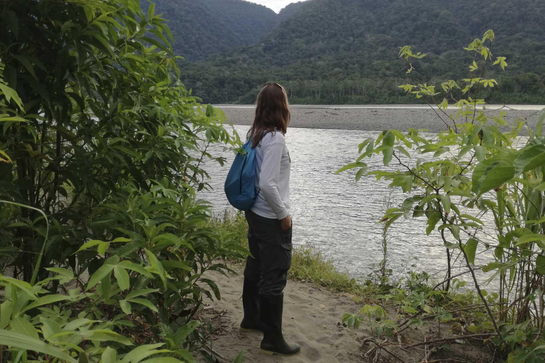 Parque nacional Manu Peru