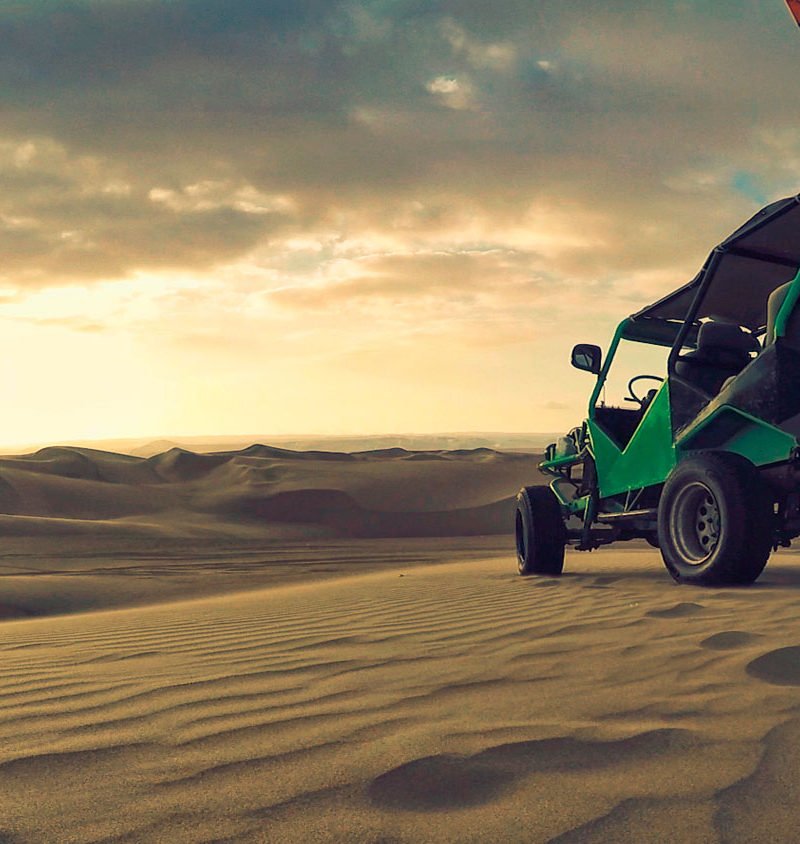 Huacachina buggies tour