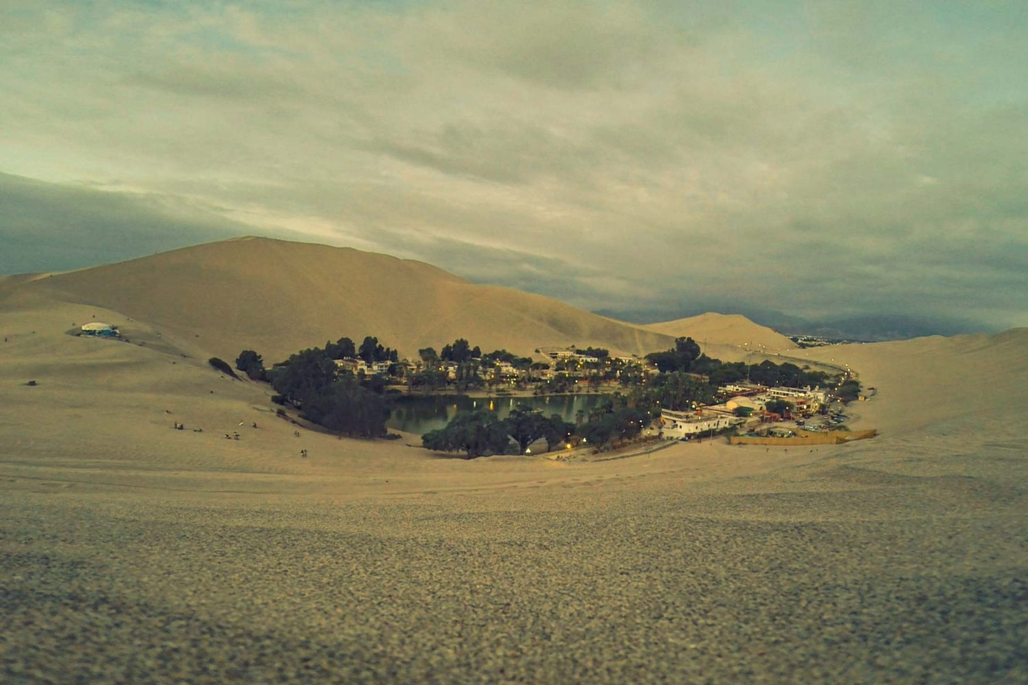 Tour Huacachina