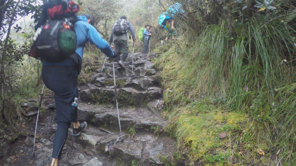 camino del inka informacion