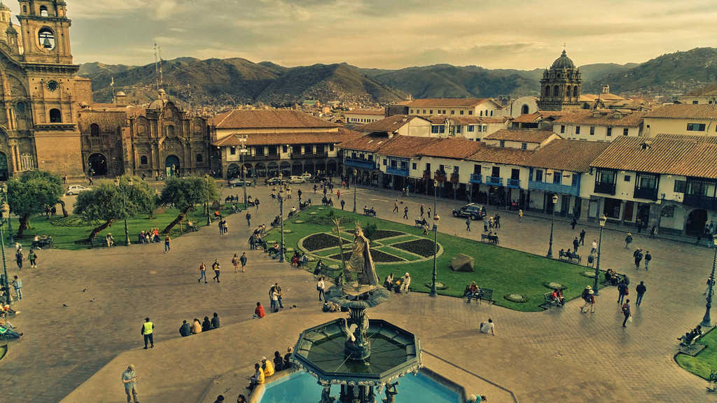 CITY TOUR EN CUSCO CIUDAD