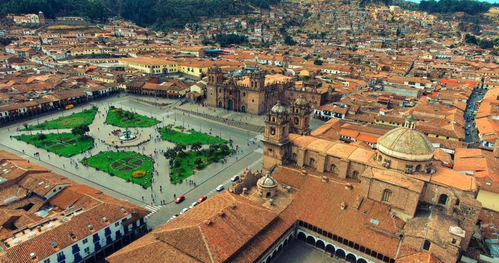 CITY TOUR PLAZAS CATEDRALES CUSCO