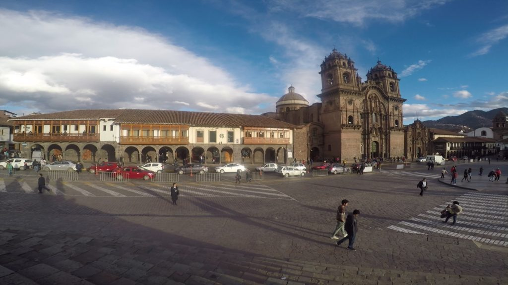 CITY TOUR POR CUSCO