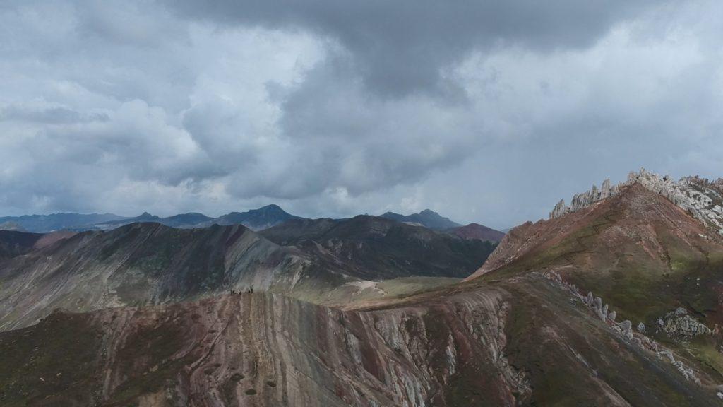 montaña arco iris palcoyo