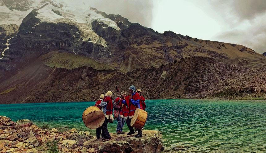 11Laguna Humantay en Cusco